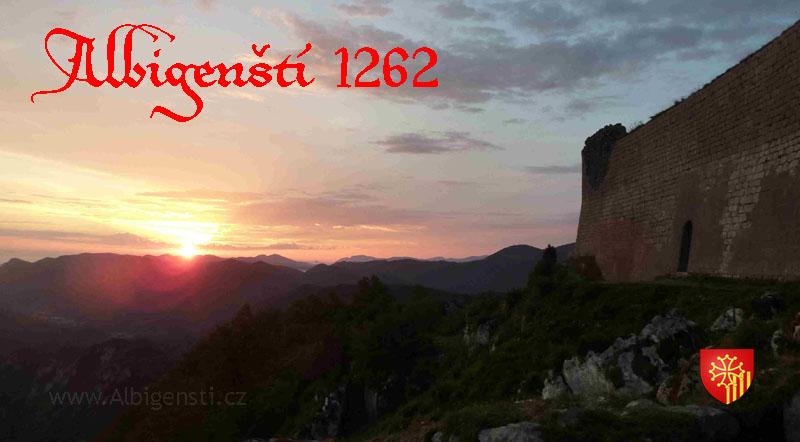 Albigenští 1262 cesty časem