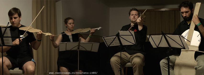 Kvarteto - komorní larp