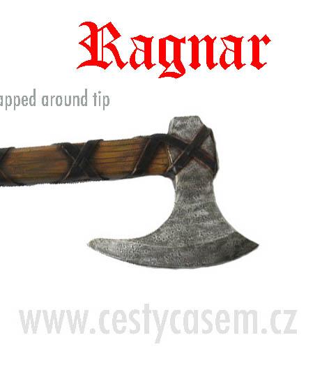 vikingská sekera