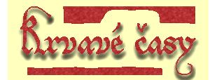Krvavé časy - říšský sněm v roce 1313