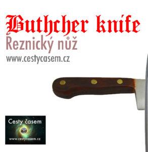 Řeznický nůž Image