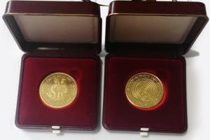 Zlatá mince Cesty časem Image
