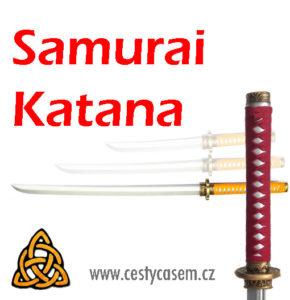 Samuraj katana Image