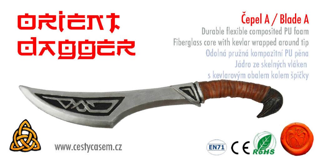 Orient dagger